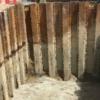 鋼矢板工法
